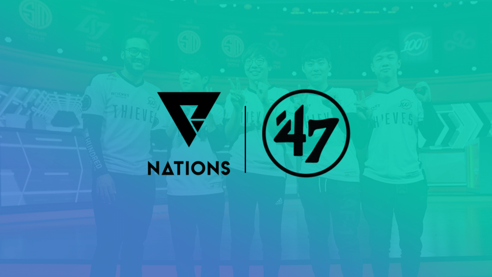 We Are Nations announces partnership with '47