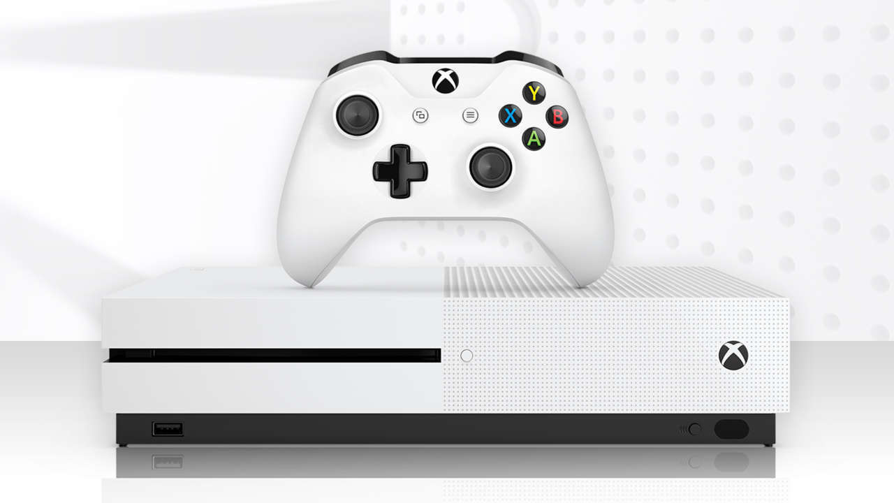 Xbox One S (With Disc Drive) On Sale For $175 With Free Shipping