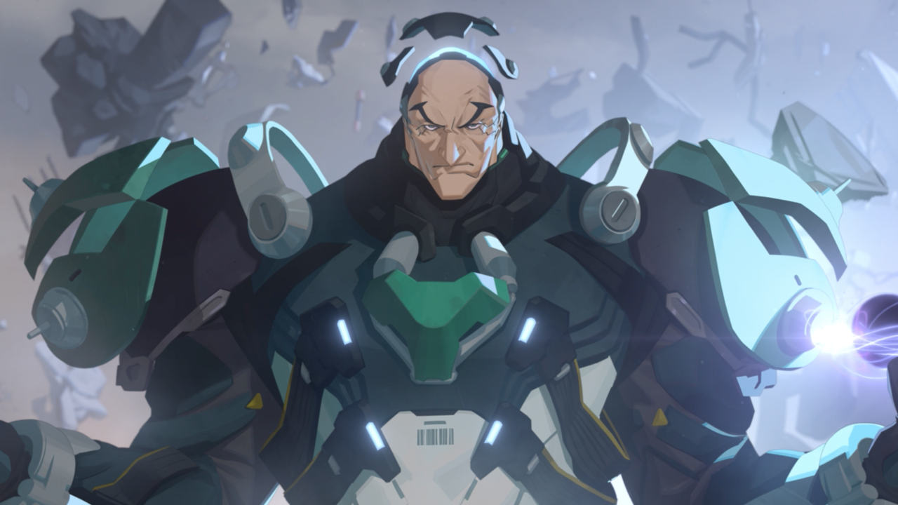 Overwatch Confirms Sigma Is Hero 31 With Story Teaser