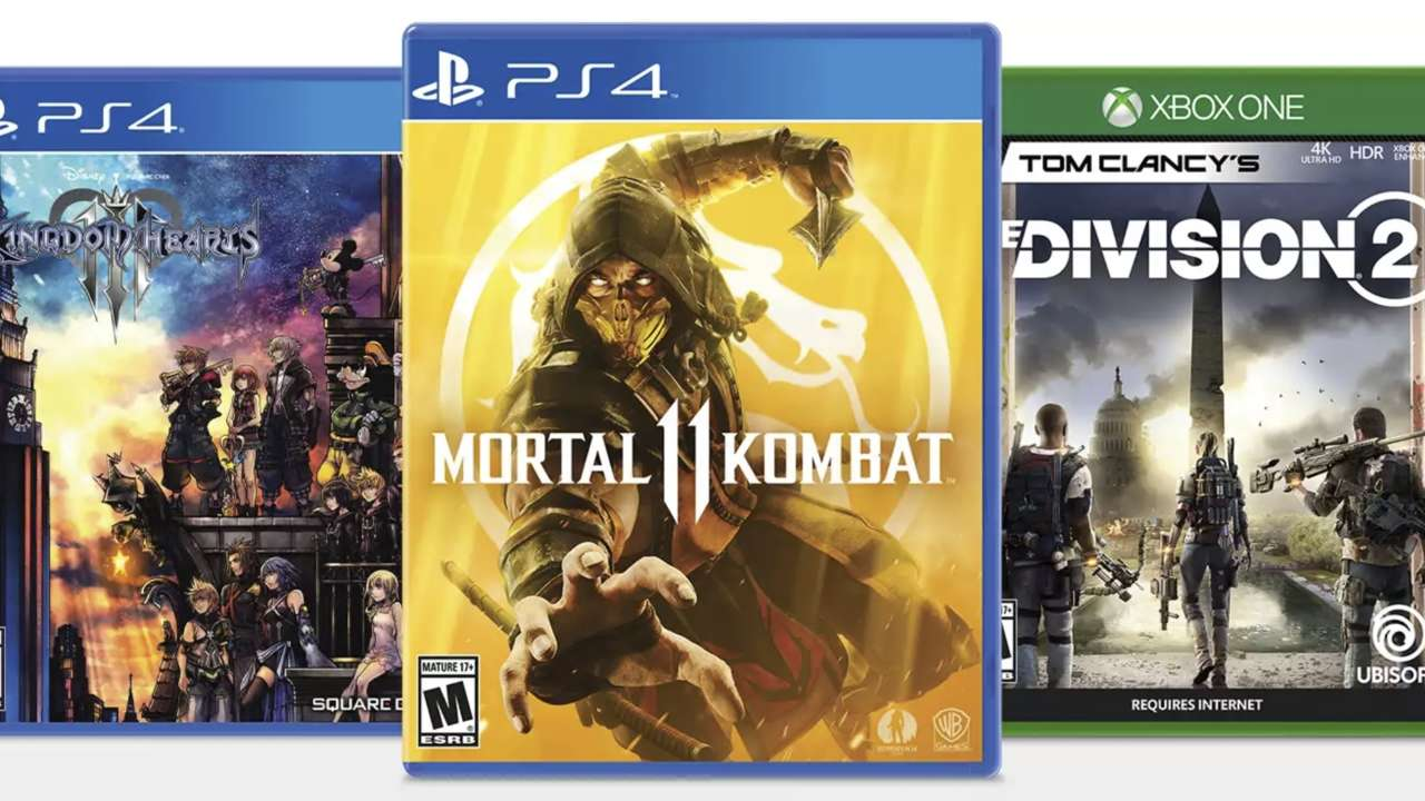 Target Is Offering 25% Off PS4, Xbox One Games With In-Store Pickup
