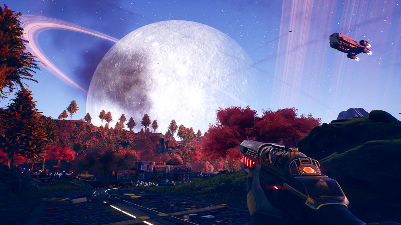 The Outer Worlds Launch Trailer Explores The Nature Of Self-Actualization; Also, Explosions