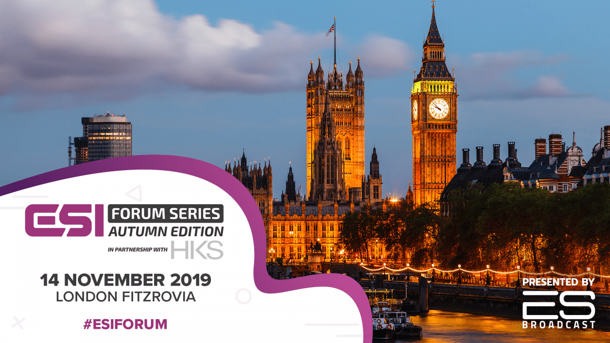 ESI Autumn Forum Series to look back at esports in 2019