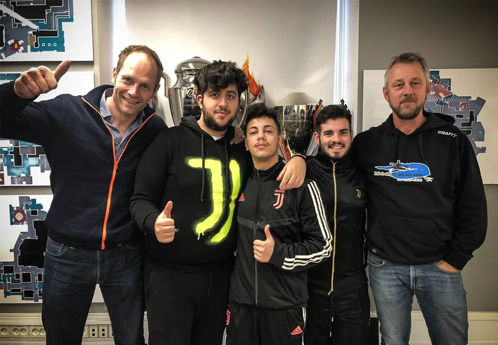 Astralis Group to operate Juventus' esports efforts
