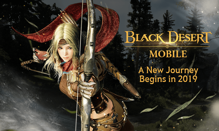 You Can Now Pre-install Black Desert Mobile and Create Your Character