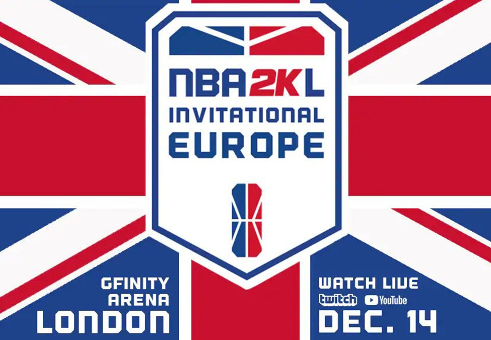 Gfinity Arena to host NBA 2K League European Invitational