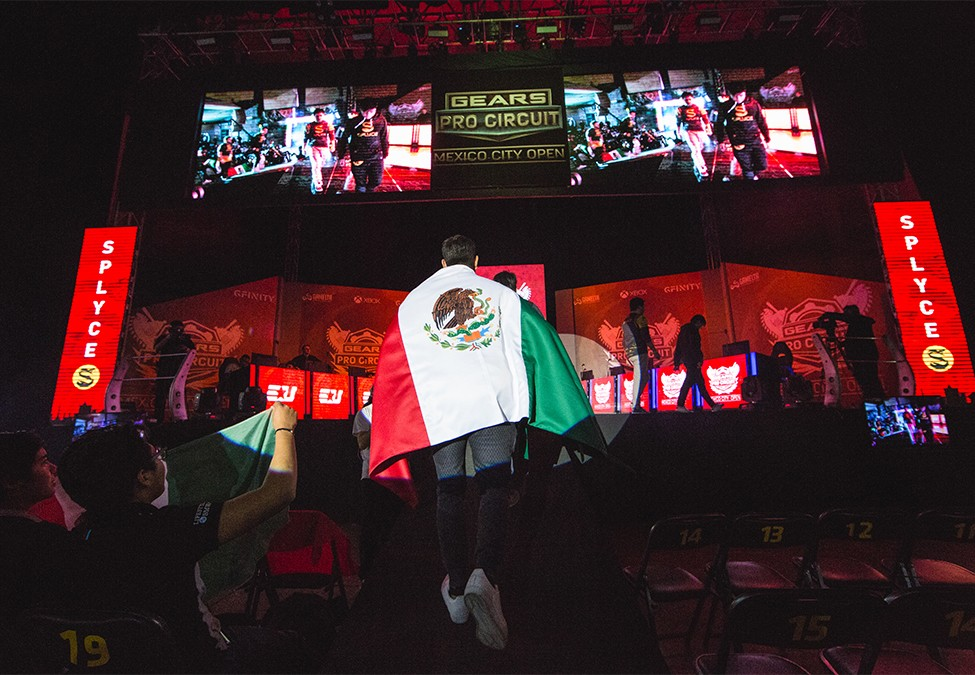 Gears Esports announces Mexico City and Texas Majors