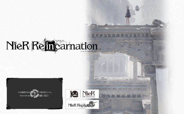 NieR Reincarnation's Japanese Launch Has Been Pushed into Next Year