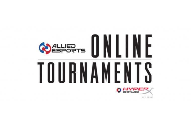 HyperX sponsors Allied Esports' online tournaments