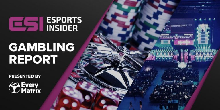 ESI Gambling Report: Esports betting, a global lifeline for operators