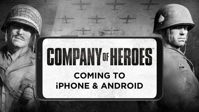 Company of Heroes is Coming to Android Later This Year