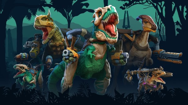 PvP Shooter Dino Squad Goes into Open Beta