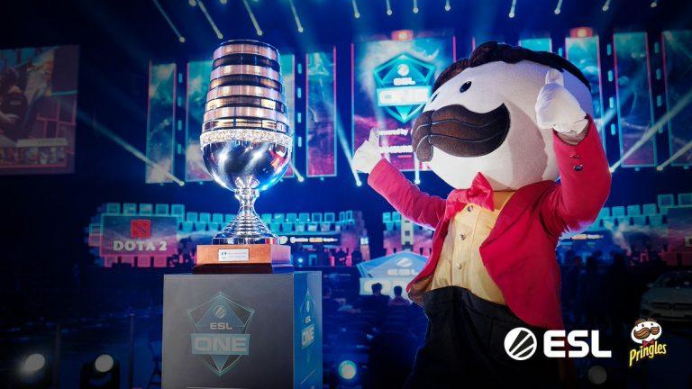 ESL retains Pringles sponsorship for additional year