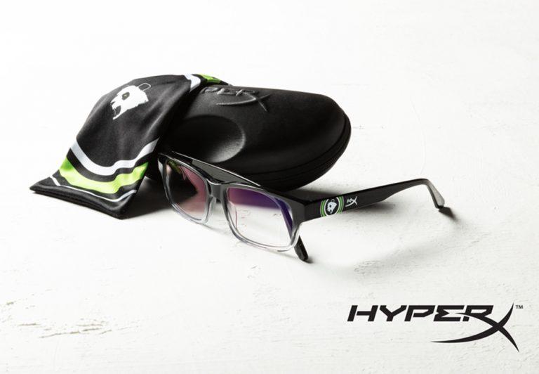 Panda Global collaborates on blue light eyewear with HyperX
