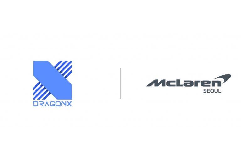 DragonX drives away with McLaren Seoul partnership