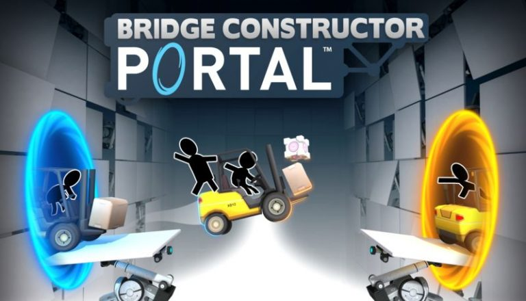 Bridge Constructor Portal and More Going Cheap in the HeadUp Games Android Sale