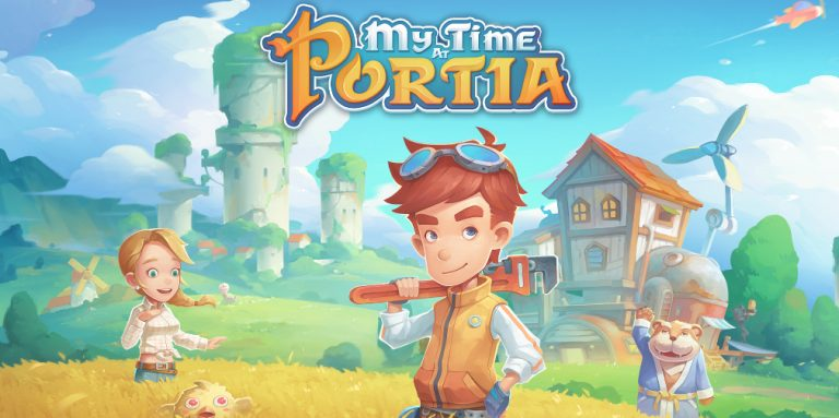 Stardew Valley-Inspired My Time at Portia is Coming to Android
