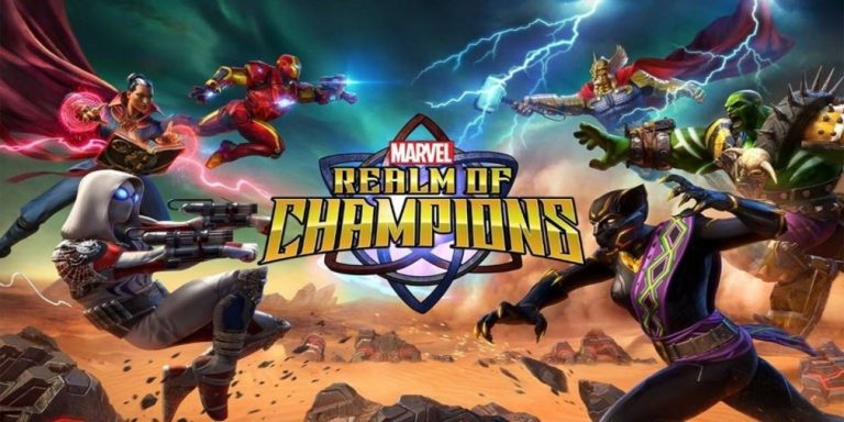 Anticipated MOBA Marvel Realm of Champions Lands on the Google Play Store