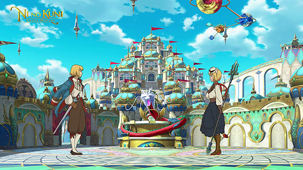 Check out This Teaser Trailer for Ni no Kuni: Cross Worlds on Mobile