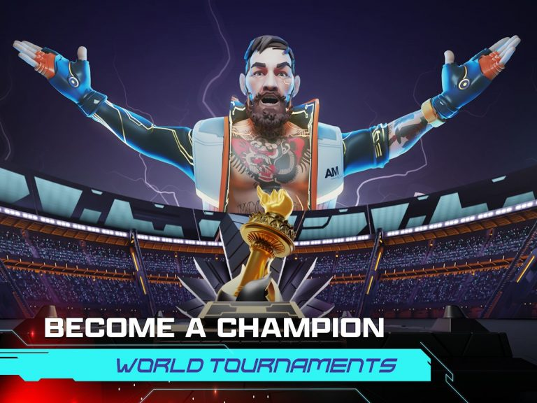 Conor McGregor Enters the Mobile Games Business with Dystopia: Contest of Heroes