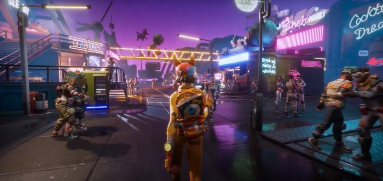Farlight 84 is an Impressive-Looking Battle Royale Heading to Android Next Year