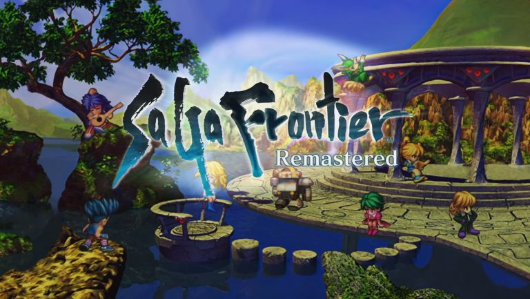 Square Enix Announces SaGa Frontier Remastered, Releases First Trailer