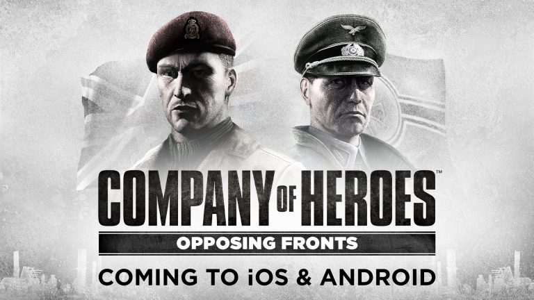 The Opposing Fronts Expansion Is Coming to Company of Heroes on Android Early Next Year