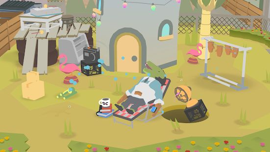 Award-Winning Physics-Puzzler Donut County Finally Arrives on Android