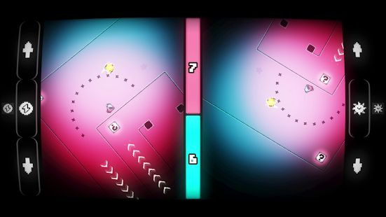 SplitFire! Is a Frantic Split-Screen Multiplayer Shooter for the People in Your Bubble, Out Now on Android