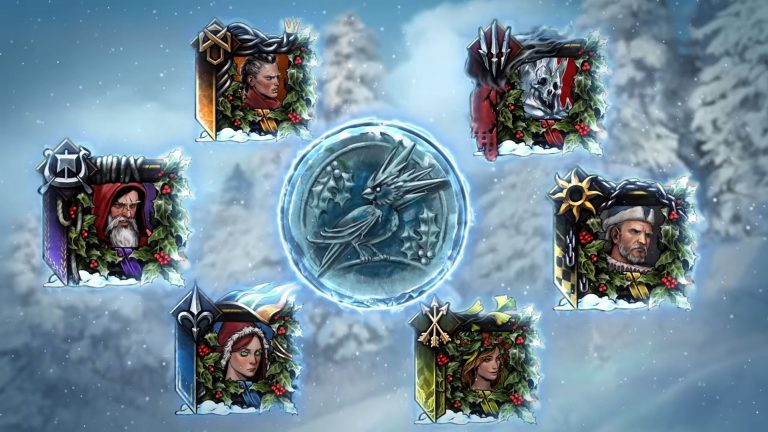 Gwent: The Witcher Card Game Is Holding a Winter Holiday Event Until January 5th